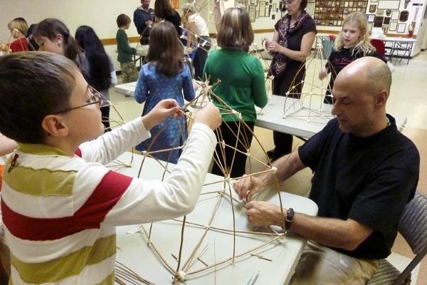 Thatcher Brook Primary School Workshops 2010