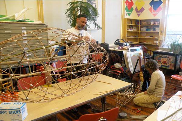 Artist Lantern Workshops 2011
