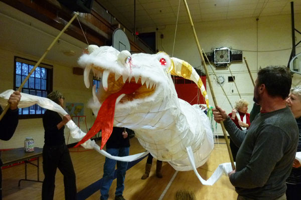 Team Dragon for 2012